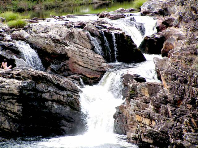 Cachoeira Boa Vista ©Roneijober Andrade