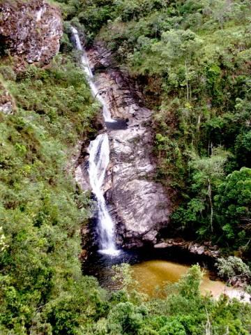 Cachoeira Patrocínio Amaro ©Roneijober Andrade